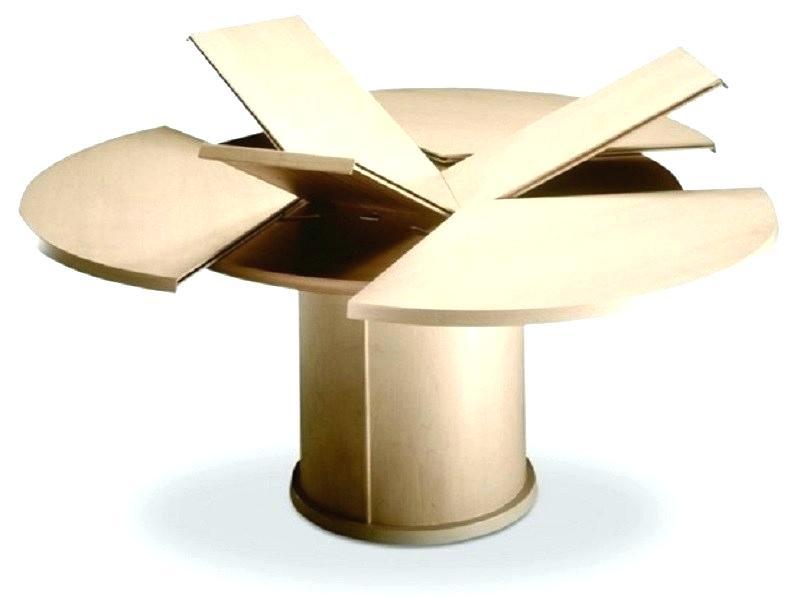 Round Extending Pedestal Dining Table – Dontdreamjustdoit (View 18 of 20)
