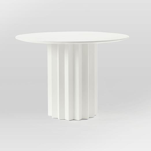 Inspiration about Round With Widely Used Warner Round Pedestal Dining Tables (#5 of 20)