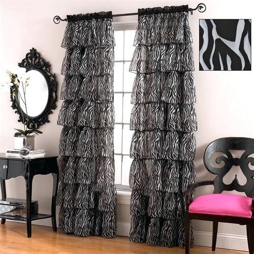 Ruffled Window Curtains – Dealerhondacijantung (View 21 of 50)