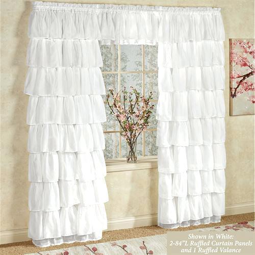 Ruffled Window Curtains – Dealerhondacijantung (View 39 of 50)