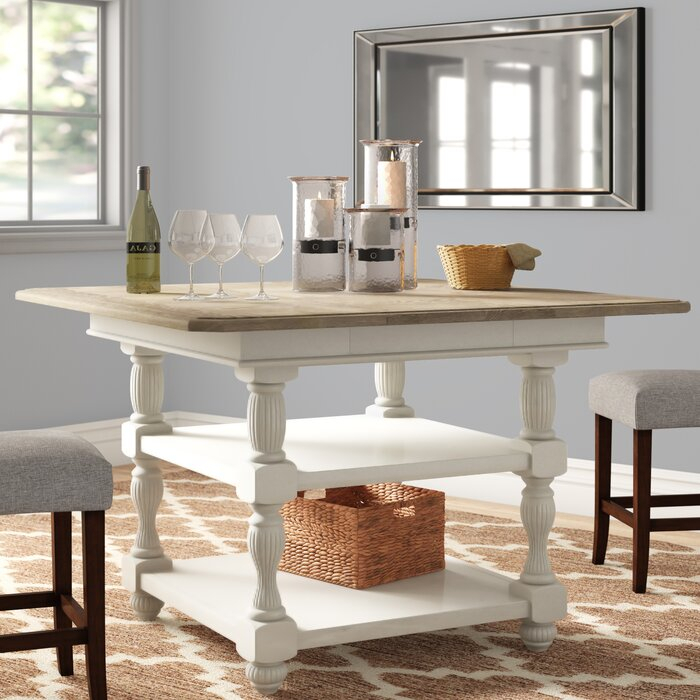 Inspiration about Rustic Brown Lorraine Pedestal Extending Dining Tables Throughout Well Known Margate Extendable Dining Table (#21 of 30)
