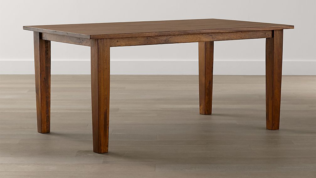 Inspiration about Rustic Brown Lorraine Pedestal Extending Dining Tables With Most Recently Released The 9 Best Dining Room Tables Of 2020 (#15 of 30)