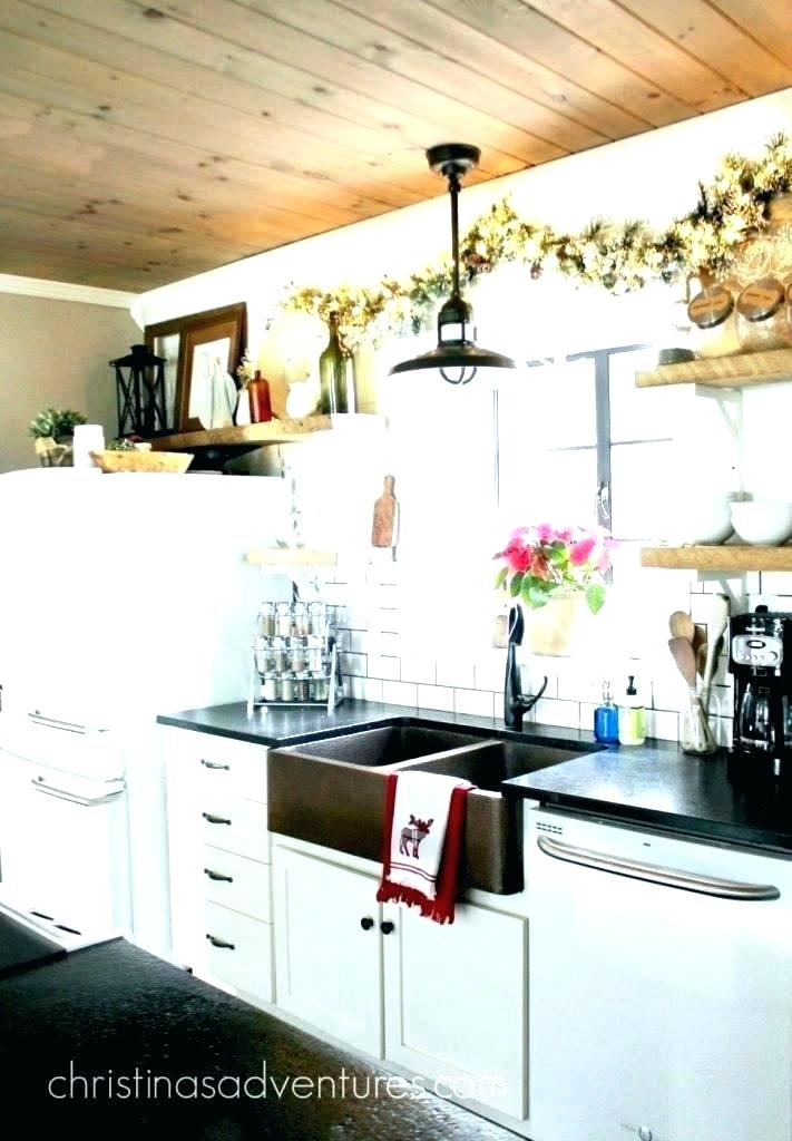 Inspiration about Rustic Kitchen Curtains – Live3D.co For Farmhouse Kitchen Curtains (#45 of 50)