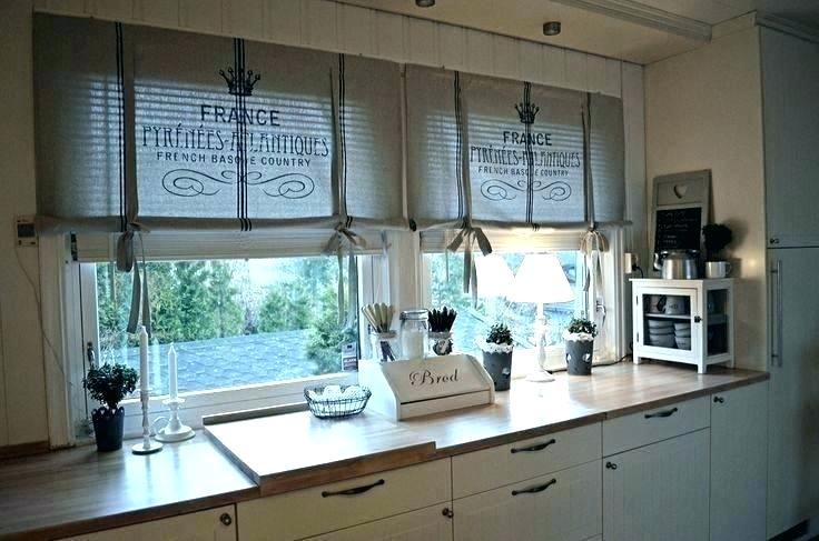 Inspiration about Rustic Kitchen Valances – Amol.pro With Rustic Kitchen Curtains (#30 of 30)