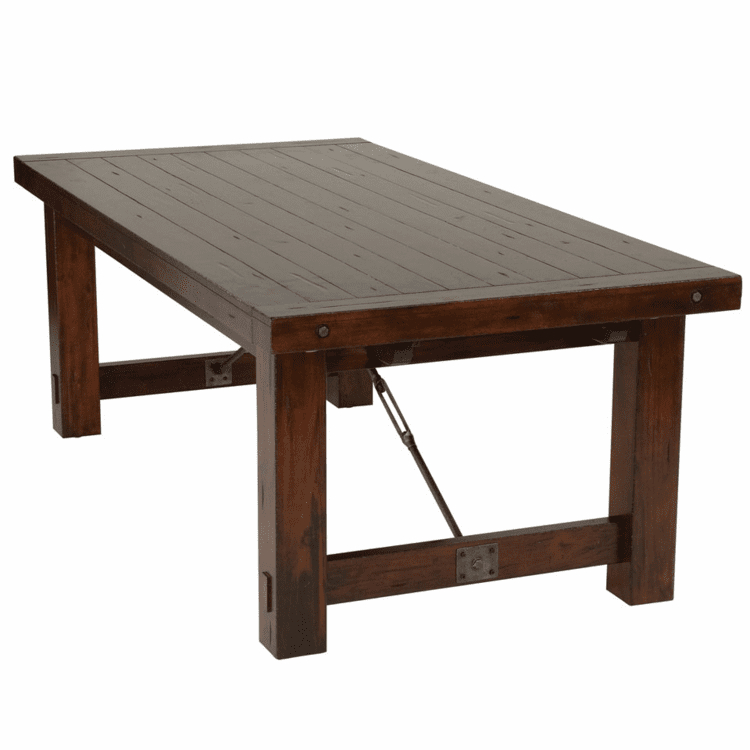 Inspiration about Rustic Mahogany Dining Table, Mahogany Dining Table For Most Popular Rustic Mahogany Extending Dining Tables (#29 of 30)