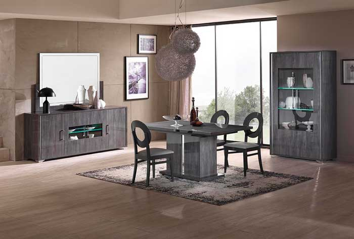 San Martino Armony – Italian Dining Room Furniture Intended For Latest Martino Dining Tables (#22 of 30)