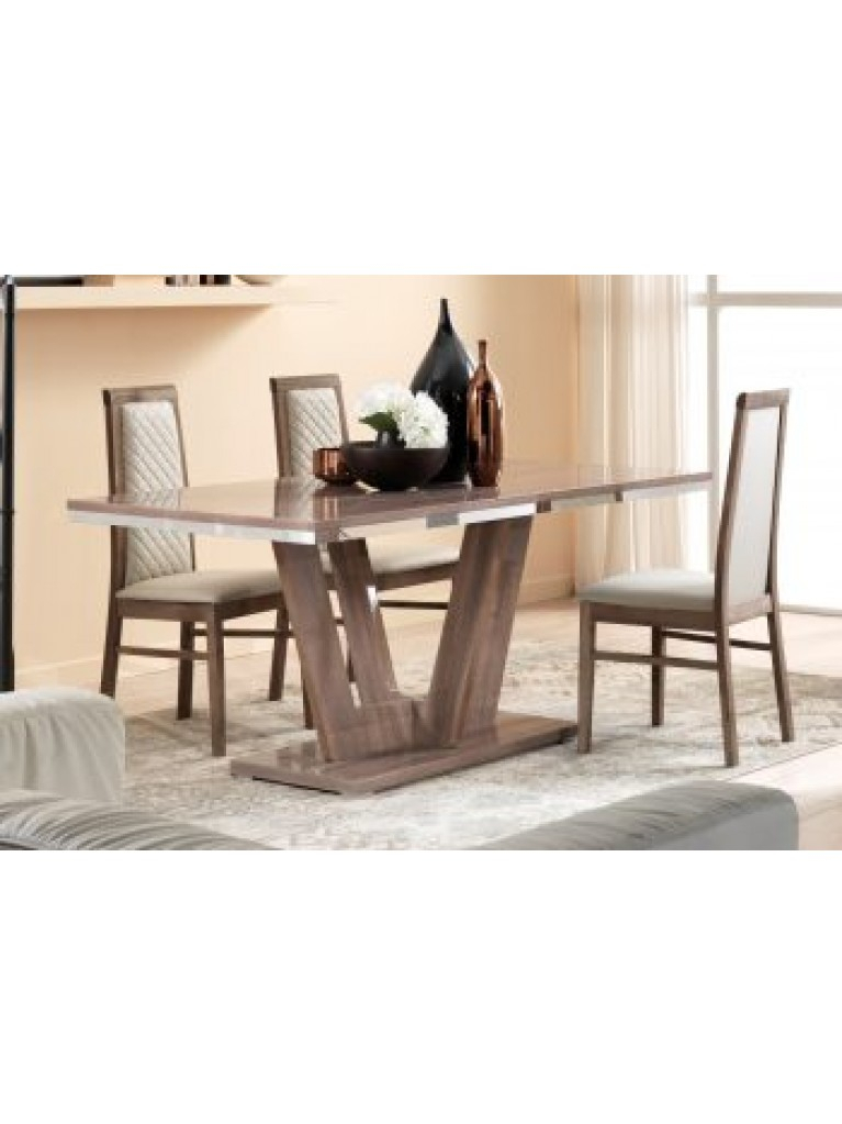 San Martino Victor Oak Dining Table Pertaining To Latest Martino Dining Tables (#24 of 30)