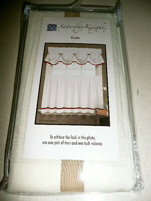 """Saturday Knight Limited Kate 57"""" X 24"""" Tier Pair – $ (View 8 of 30)"""