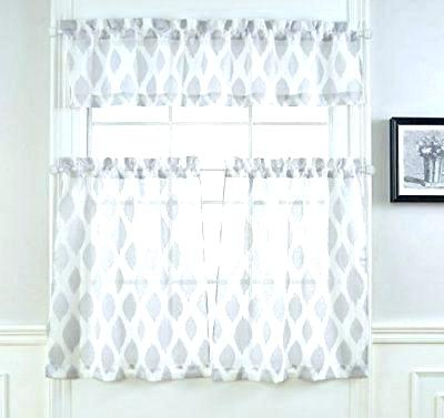 Sheer Tier Curtains – Nronline (View 27 of 50)