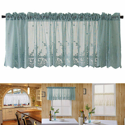 Sheer Voile Vertical Ruffle Window Kitchen Curtain Tiers Or In Maize Vertical Ruffled Waterfall Valance And Curtain Tiers (View 10 of 30)