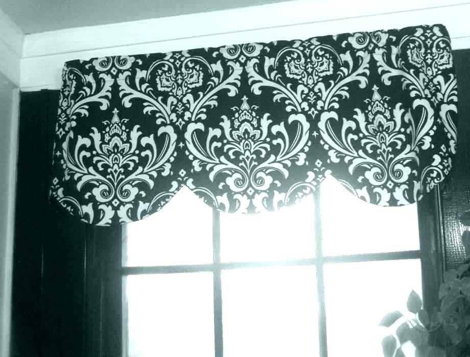 Sheer White Window Valances – Deepss (View 16 of 50)