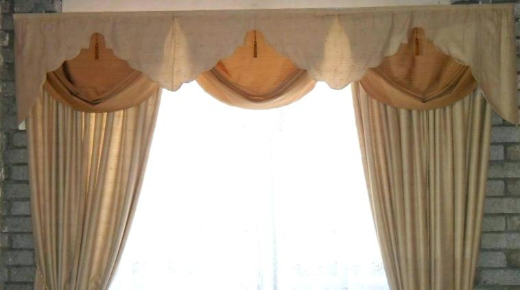 Sheer Window Valances – Freemobie360 Intended For Ivory Micro Striped Semi Sheer Window Curtain Pieces (View 4 of 50)
