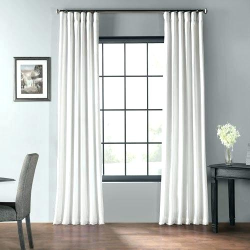Splendid White Silk Curtains Living Room Decorating Tips For Regarding Floral Embroidered Faux Silk Kitchen Tiers (View 47 of 50)