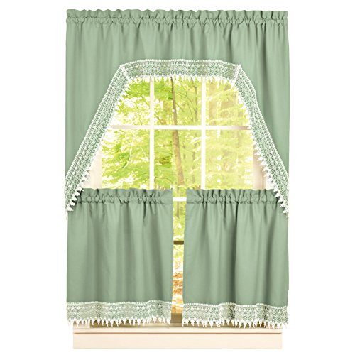 Sun Zero Caroline Woven Damask Blackout Lined Curtain Panel In Floral Lace Rod Pocket Kitchen Curtain Valance And Tiers Sets (View 43 of 50)