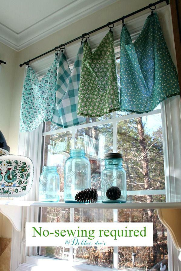 Sunflower Kitchen Curtains – Tallfloorvases (#47 of 50)