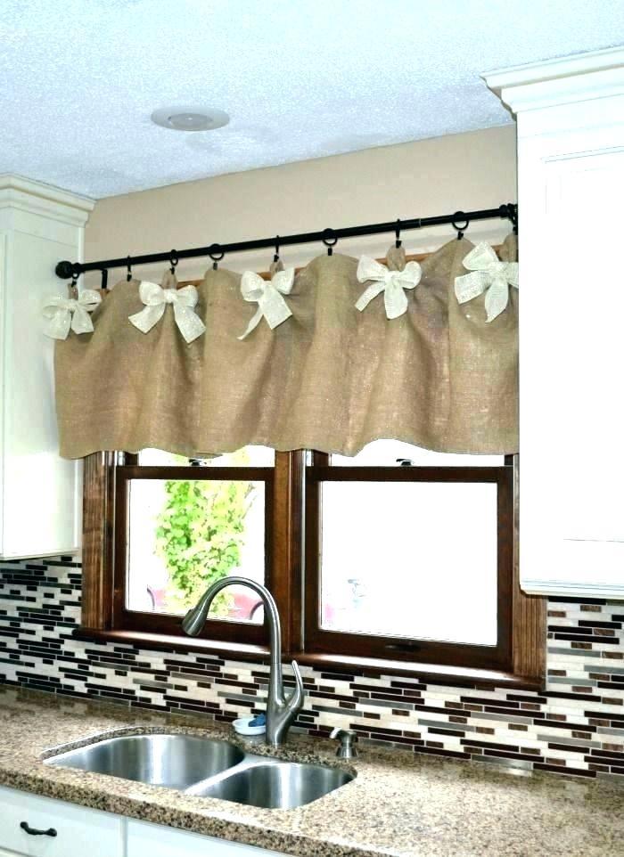 Surprising Farmhouse Kitchen Curtains Window Coverings Style Throughout Farmhouse Kitchen Curtains (View 47 of 50)