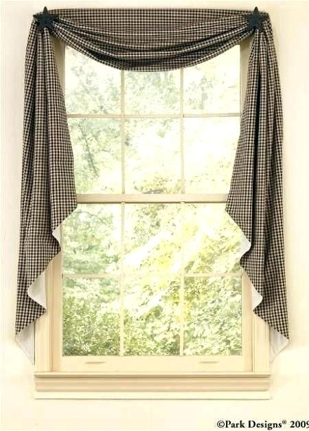 Swag Country Curtains Farmhouse French Simple Life Flax For Simple Life Flax Tier Pairs (View 19 of 30)