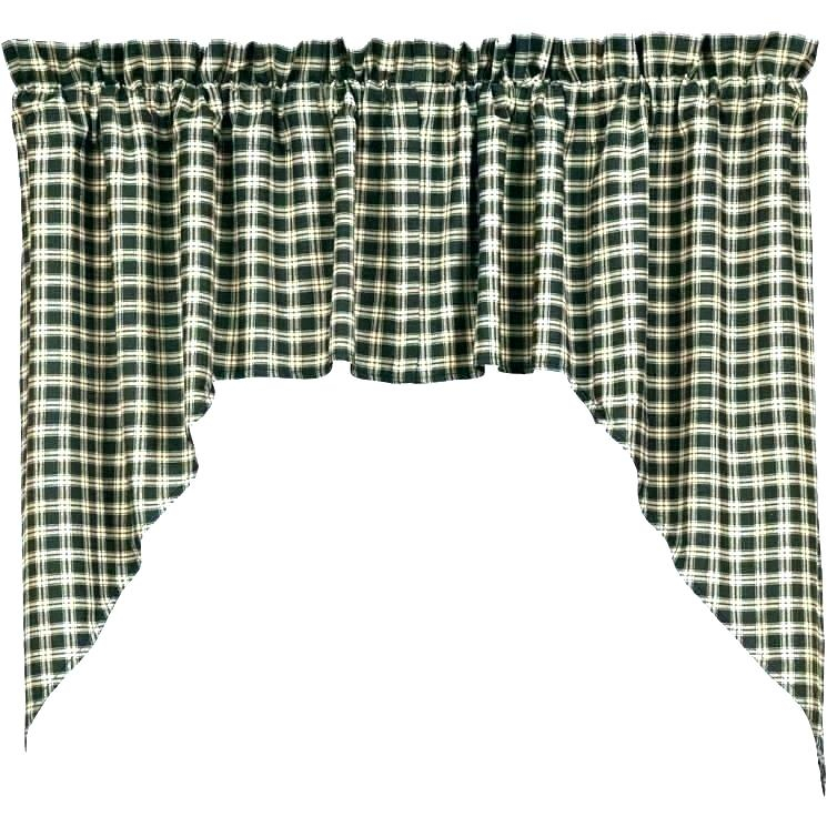Swag Country Curtains Farmhouse French Simple Life Flax Pertaining To Simple Life Flax Tier Pairs (View 18 of 30)