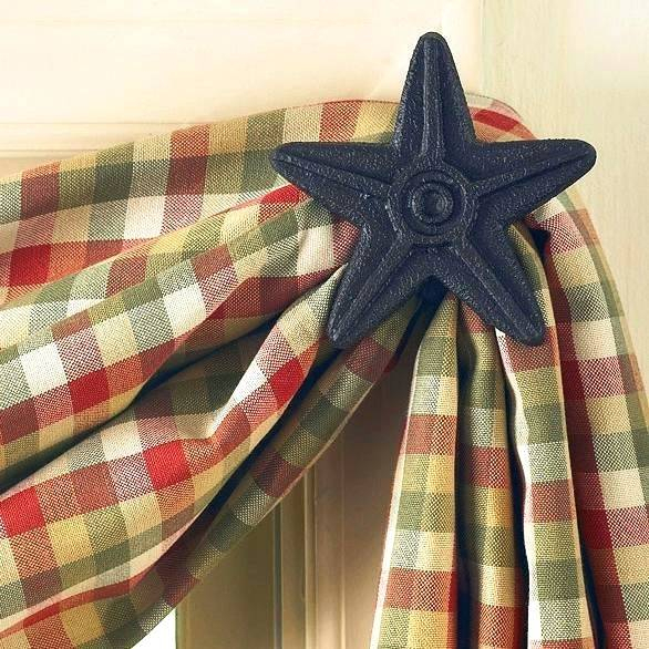 Swag Country Curtains Farmhouse French Simple Life Flax With Simple Life Flax Tier Pairs (View 20 of 30)