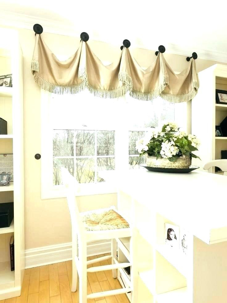 Popular Photo of Fluttering Butterfly White Embroidered Tier, Swag, Or Valance Kitchen Curtains