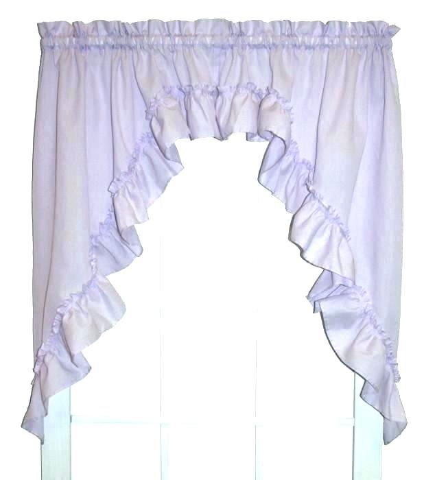 Swag Kitchen Curtains Throughout Fluttering Butterfly White Embroidered Tier, Swag, Or Valance Kitchen Curtains (View 48 of 50)