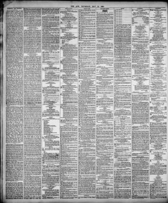The Age From Melbourne, Victoria, Australia On May 13, 1880 For Flinders Forge 45 Inch Tier Pairs In Dove Grey (View 19 of 30)