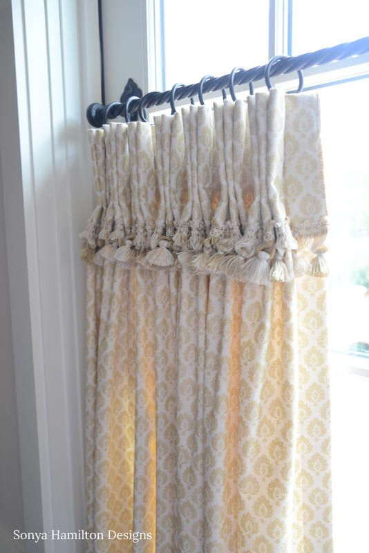 The Best Cafe Curtain For A Traditional Dining Room | Sh For Pleated Curtain Tiers (View 22 of 50)