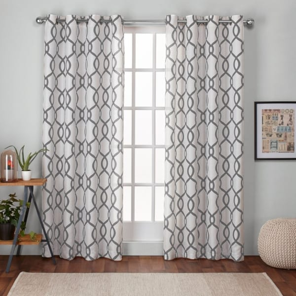 The Best Types Of Fabric Curtains For Your Home | Overstock Within Classic Kitchen Curtain Sets (View 43 of 50)