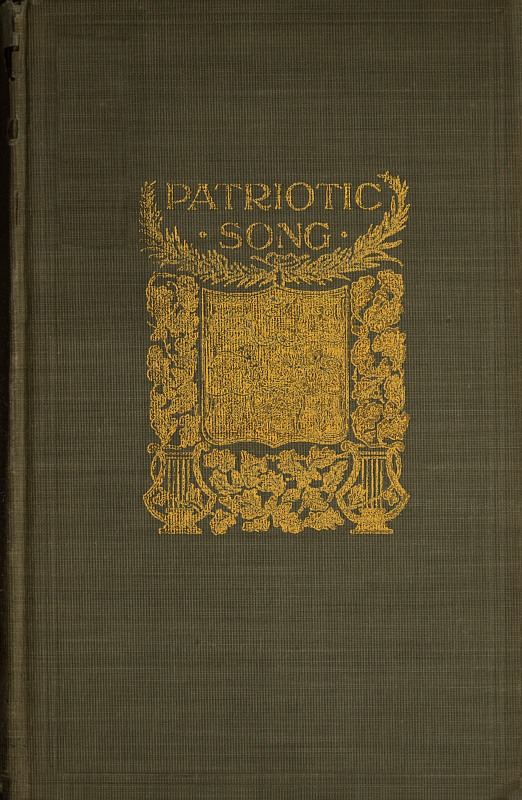 The Project Gutenberg Ebook Of Patriotic Song,arthur Intended For Flinders Forge 30 Inch Tiers In Garnet (View 25 of 30)