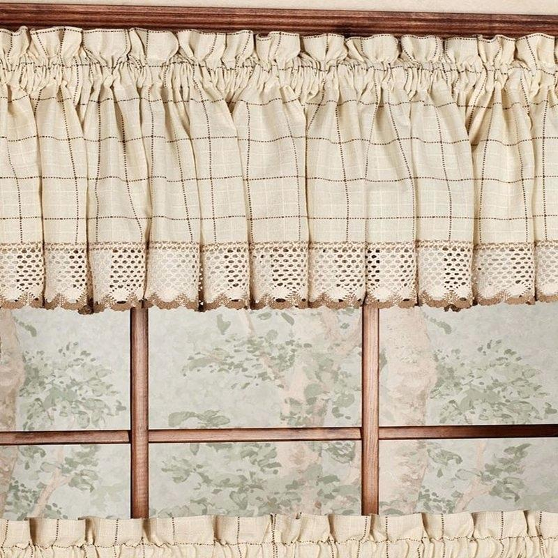 Tier And Valance Set – Laurinneal (View 38 of 50)