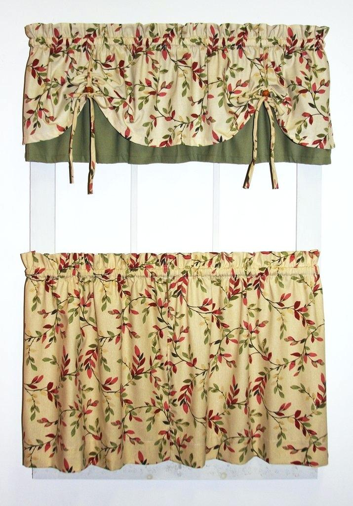 Tiered Valances Crochet Tailored Tier Pair White X – Woodspeak Within Tailored Valance And Tier Curtains (#43 of 50)