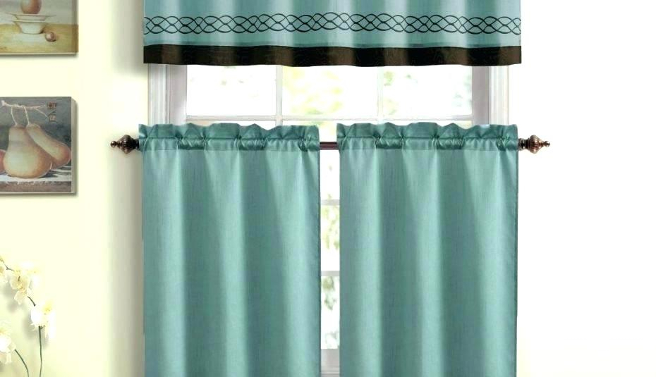 Tiered Valances Sterling Lace Kitchen Curtains With Tier Within Floral Embroidered Sheer Kitchen Curtain Tiers, Swags And Valances (View 46 of 50)