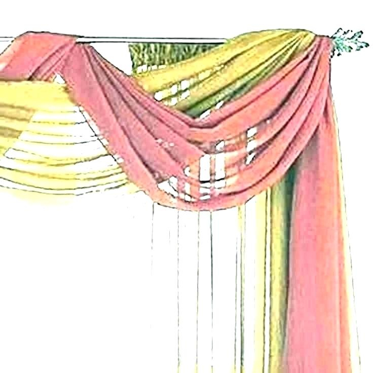 Tiered Valances – Woodspeak In Semi Sheer Rod Pocket Kitchen Curtain Valance And Tiers Sets (View 16 of 30)