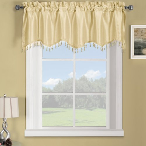 Top 17 Best Swag Valances Window Treatments – Top Decor Tips With Regard To Luxury Light Filtering Straight Curtain Valances (View 39 of 47)