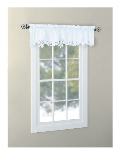 Top 20 Best Lace Kitchen Curtains – Top Decor Tips Regarding Elegant White Priscilla Lace Kitchen Curtain Pieces (View 24 of 30)
