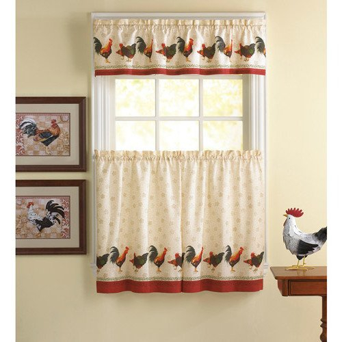 Top 20 Cabin Curtains – Top Decor Tips Intended For Barnyard Window Curtain Tier Pair And Valance Sets (View 46 of 50)
