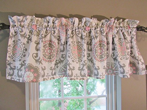 Top 24 Medallion Curtains – Top Decor Tips For Medallion Window Curtain Valances (View 25 of 48)