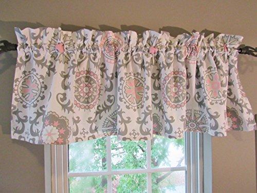 Top 24 Medallion Curtains – Top Decor Tips For Medallion Window Curtain Valances (#43 of 48)