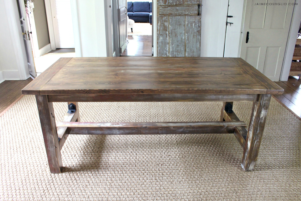Popular Photo of Brussels Reclaimed European Barnwood Dining Tables