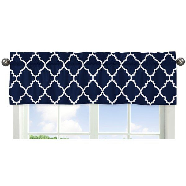 Trellis 54'' Window Valance In 2019 | Window Treatments Inside Trellis Pattern Window Valances (#22 of 30)