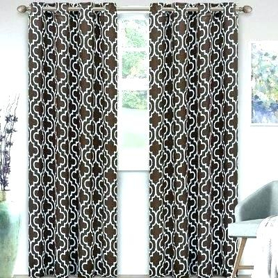 Trellis Pattern Curtains – Jennyvargas With Trellis Pattern Window Valances (#25 of 30)
