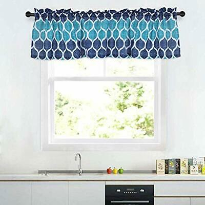 Trellis Scrolling Leaf Pattern Kitchen Window Curtain Tiers For Scroll Leaf 3 Piece Curtain Tier And Valance Sets (View 50 of 50)