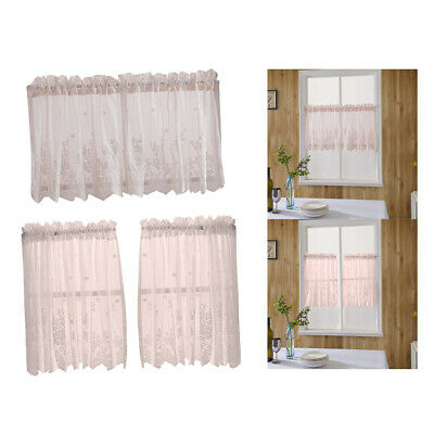 Trellis Scrolling Leaf Pattern Kitchen Window Curtain Tiers Pertaining To Scroll Leaf 3 Piece Curtain Tier And Valance Sets (View 25 of 50)