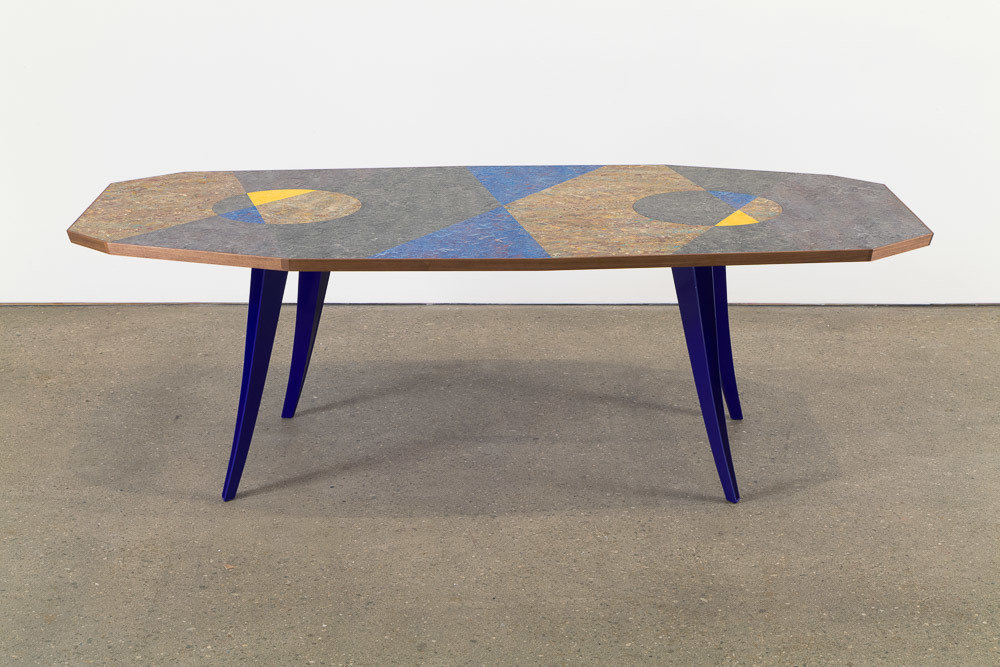 Trendy Martino Dining Tables Regarding Anton Kern Gallery » Artists » Martino Gamper (#27 of 30)