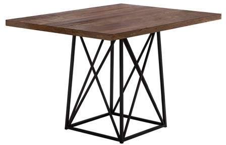 Trendy Reclaimed Dining Table – Shopstyle Regarding Brussels Reclaimed European Barnwood Dining Tables (#18 of 20)