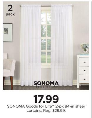 Trouvez Des Rabais Sur Curtain À Houston, Tx | Flipp Regarding Scroll Leaf 3 Piece Curtain Tier And Valance Sets (View 36 of 50)