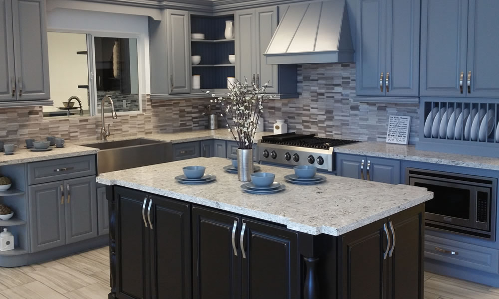 Inspiration about Upland Marble Kitchen Islands For 2019 Kitchen Island Cabinets For A Custom Kitchen Remodel (#9 of 20)