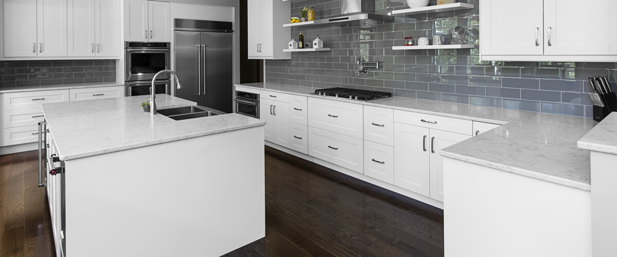 Inspiration about Upland Marble Kitchen Islands Intended For Widely Used Countertops (#16 of 20)