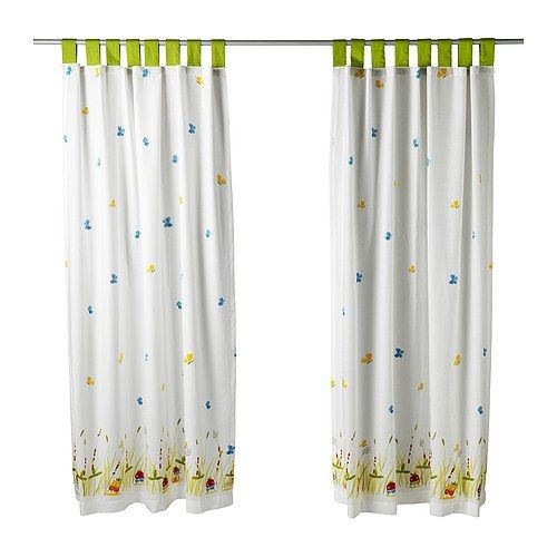 Inspiration about Us – Furniture And Home Furnishings | Ikea, Kids Curtains With Window Curtains Sets With Colorful Marketplace Vegetable And Sunflower Print (#9 of 30)
