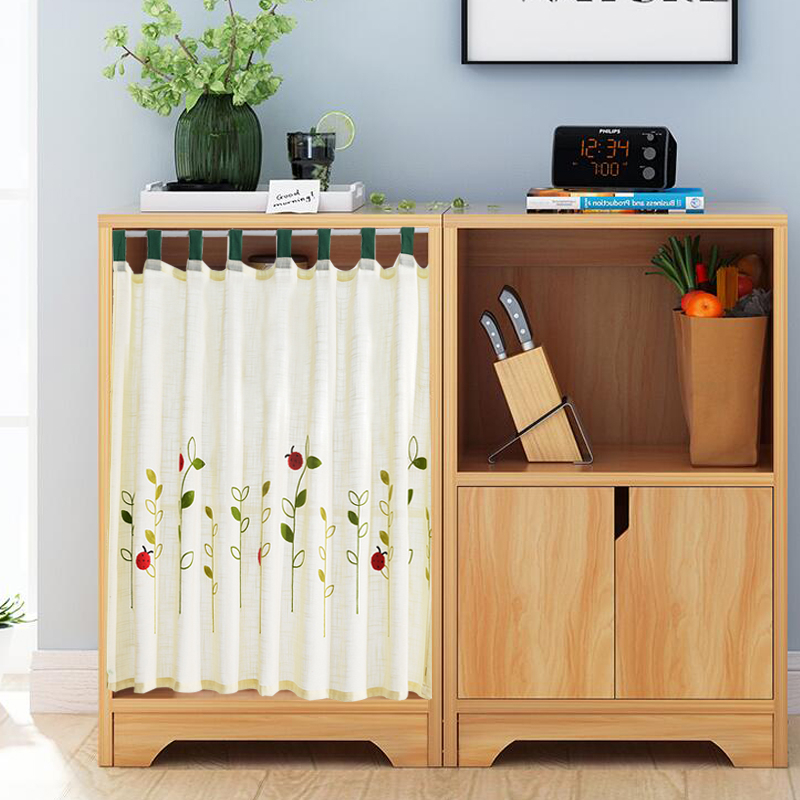 Inspiration about Usd 6.51] Kitchen Curtain Curtain Small Curtain Whole Pertaining To Embroidered Ladybugs Window Curtain Pieces (#37 of 50)